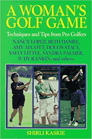 A Woman's Golf Game
