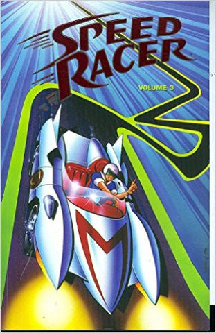 Speed Racer Volume 3 TPB