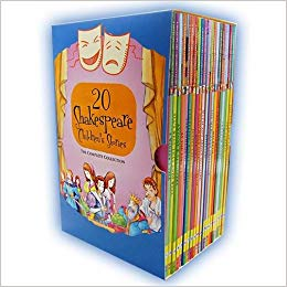 Twenty Shakespeare Children's Stories Box Set