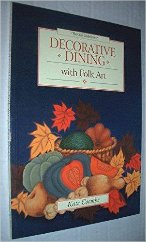 Decorative dining with folk art