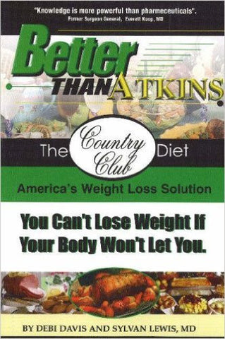 Better Than Atkins: The Hormone Diet, America's Weight Loss Solution