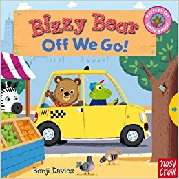Rady, Steady, Go! (Bizzy Bear)
