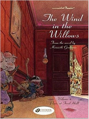 The Wind in the Willows Volume 4 Panic at the Food Hall