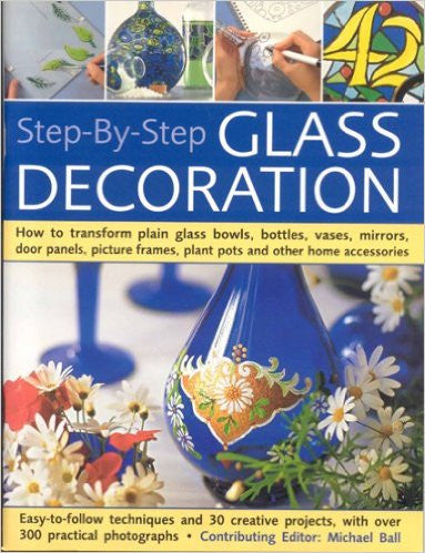 Step by Step : Glass Decoration