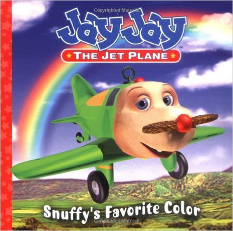 Snuffy's Favorite Color (Jay Jay the Jet Plane)