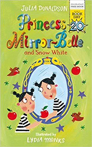 Princess Mirror-Belle and Snow White Paperback