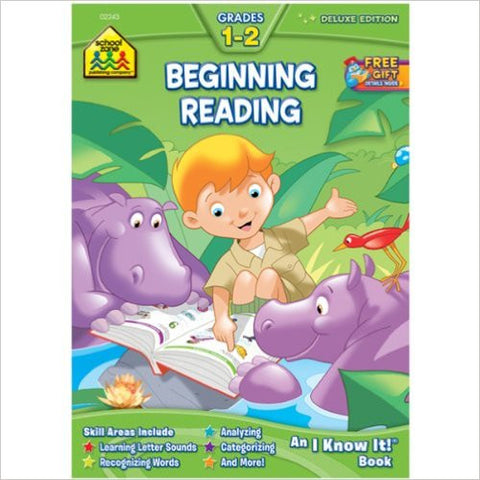 School Zone Beginning Reading