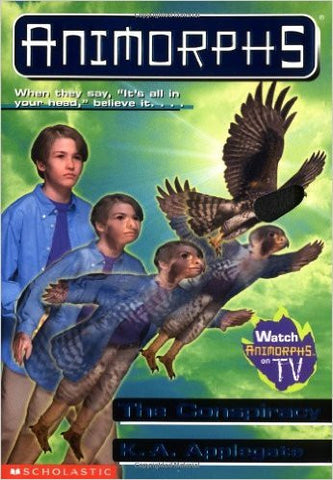 Animorphs #31: The Conspiracy