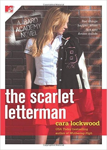The Scarlet Letterman (The Bard Academy)
