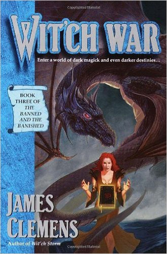 Witch WarThe Banned and the Banished Book 3