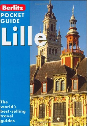 Lille Berlitz Pocket Guide (Berlitz Pocket Guides)