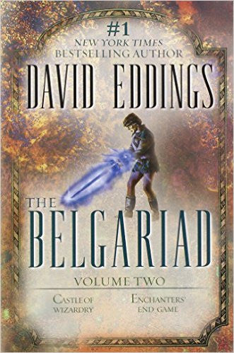 The Belgariad, Vol. 2 Castle of Wizardry