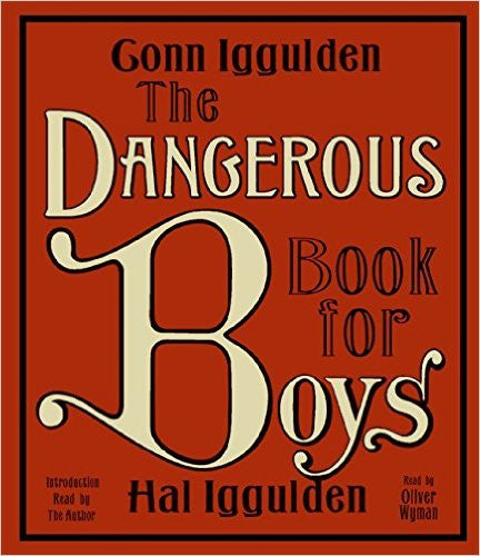 The Dangerous Book for Boys CD