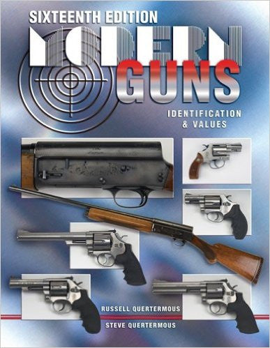Modern Guns: Identification & Values
