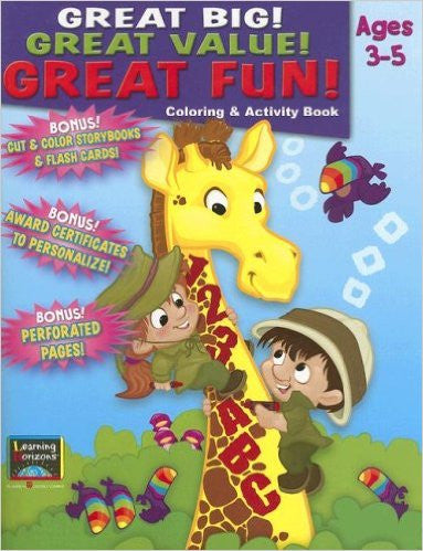 Great Big! Great Value! Great Fun!