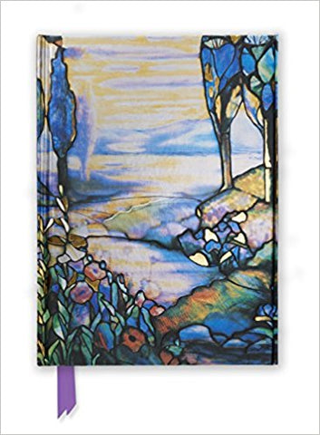 Tiffany: Cypress and Lilies (Foiled Journal) (Flame Tree Notebooks)