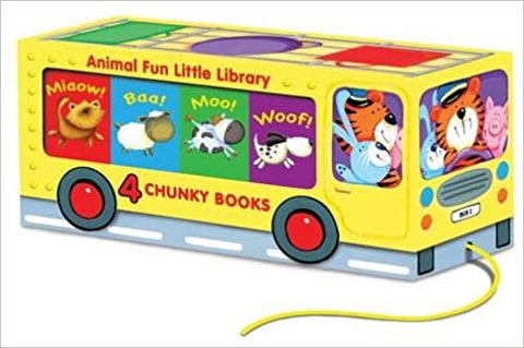 Animal Fun Little Library Animal Sounds