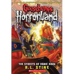Goosebumps Horrorland The Streets of Panic Park