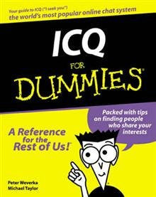 ICQ For Dummies