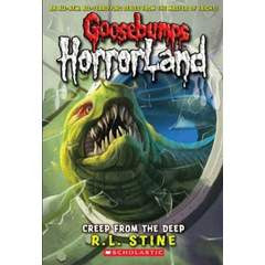 Goosebumps Horrorland The Creep from the Deep