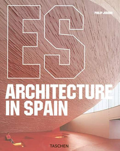 Architecture in Spain (English, German and French Edition)