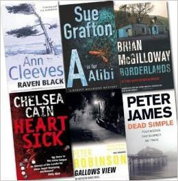 Detectives Their First Investigations Box Set 6 Books
