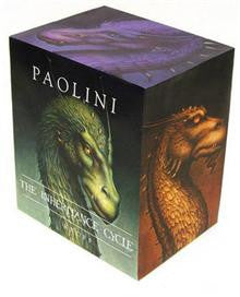 Paolini Inheritance Cycle Box Set
