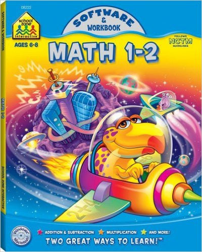 Math 1-2: Software & Workbook