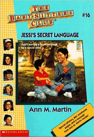 Jessi's Secret Language (Baby-Sitters Club (Quality))