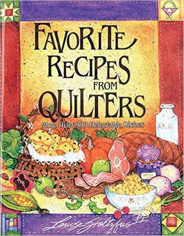 Favorite Recipes from Quilters