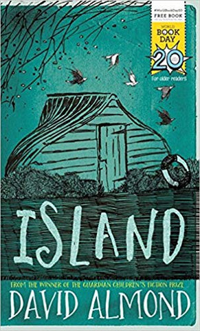 Island: World Book Day 2017 Paperback