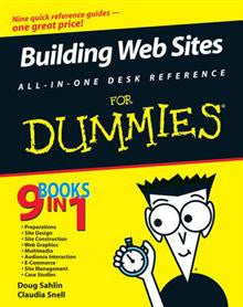 Building Web Sites All-in-one Desk Reference For Dummies
