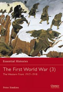 The First World War: Western Front 1916-1918