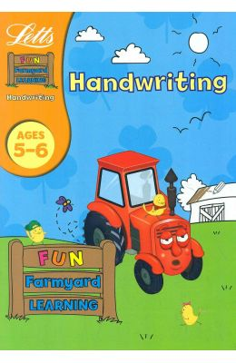 Letts Fun Farmyard Learning-Handwriting Ages 5-6