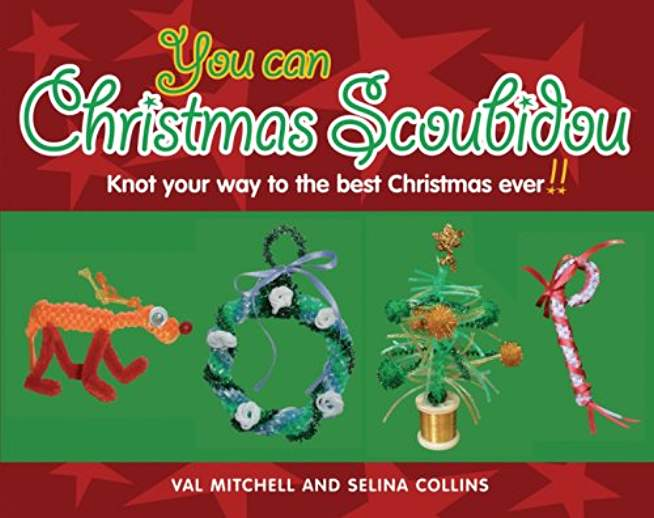 You Can Christmas Scoubidou