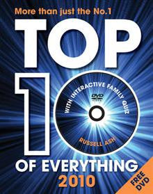 Top 10 of Everything 2010: Discover More Than Just the No. 1!