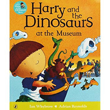 Harry And Dinosaurs At The Museum
