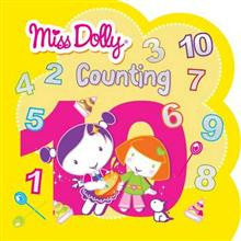 Counting: Colour to Copy, Stickers, Shaped Book