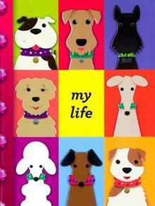 Dogs Notebook (Life Canvas)