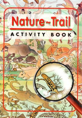 Nature Trail Activity Books