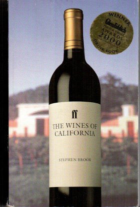 Wines of California (Faber Books on Wine)