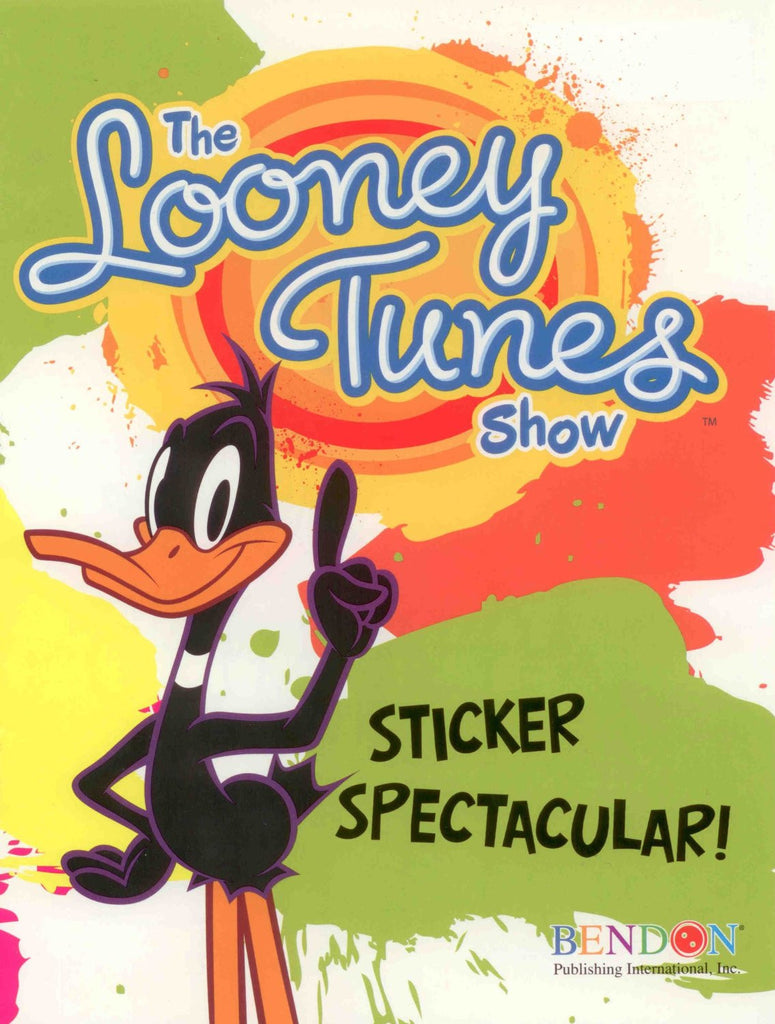 The Looney Tunes Show - Sticker Spectacular Activity Book