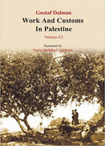 Work and Customs in Palestine1/2