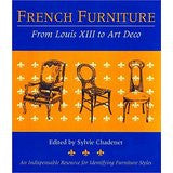 French Furniture : From Louis XIII to Art Deco