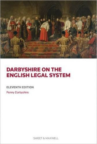Darbyshire on the English Legal System