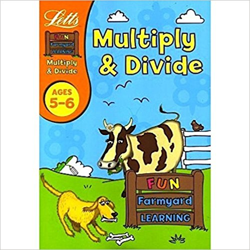 Letts Fun Farmyard Learning-Multiply & Divide