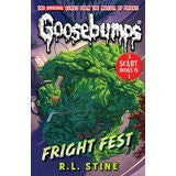 "Fright Fest: ""Night of the Living Dummy"" AND ""Deep Trouble"" AND ""Monster Blood"" (Goosebumps)"