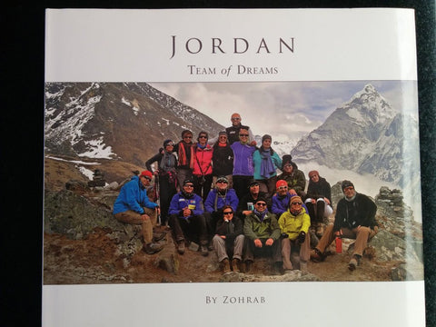 Jordan Team of Dreams