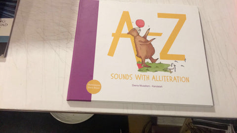 A-Z Sounds with Alliteration