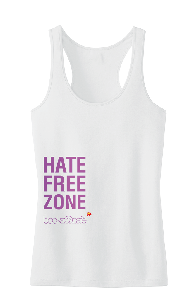 Hate free zone tanktops